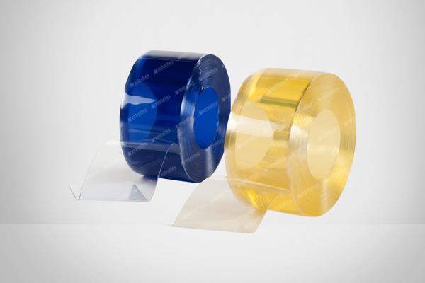 Clear & Transparent PVC Strip Curtain
