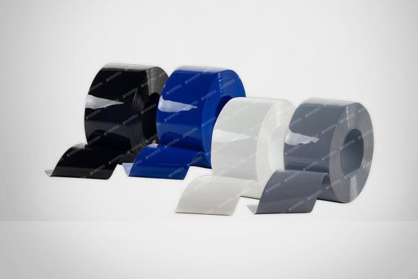 Opaque PVC Strips