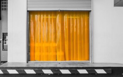 Spick and Span your work environments with PVC strip curtains