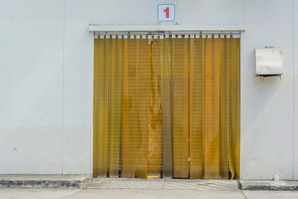 Strip Curtains for Resturant