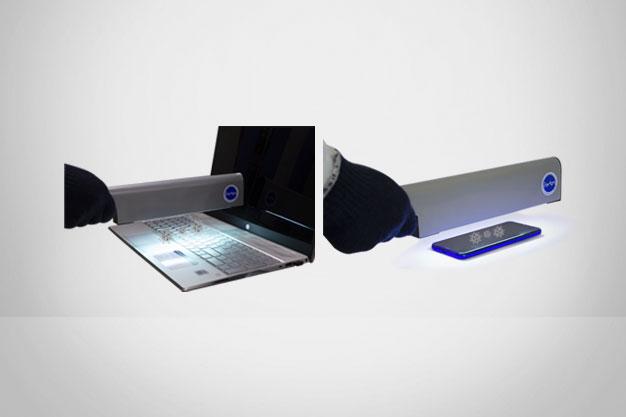UV Sanitizing light
